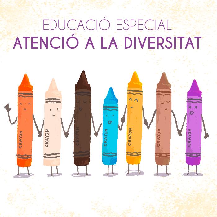 SomDocents. Atenció diversitat educació especial
