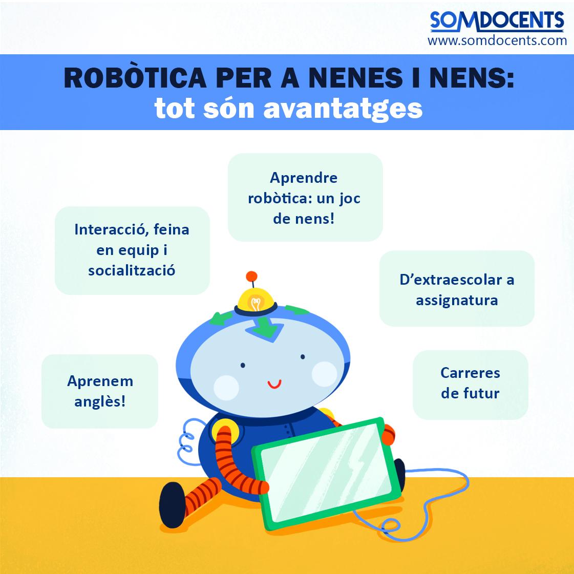 somdocents-robòtica-per-a-nenes-i-nens-tot-són-avantatges