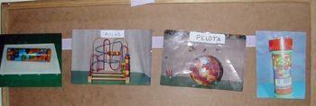 Agenda de actividades con fotografías de objetos reales   Books, Book  cover, Visual