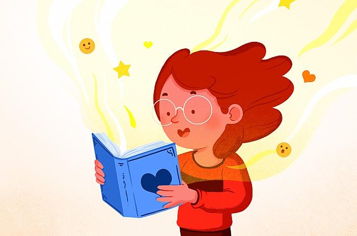 Imatge Els contes com a eina d'aprenentatge emocional