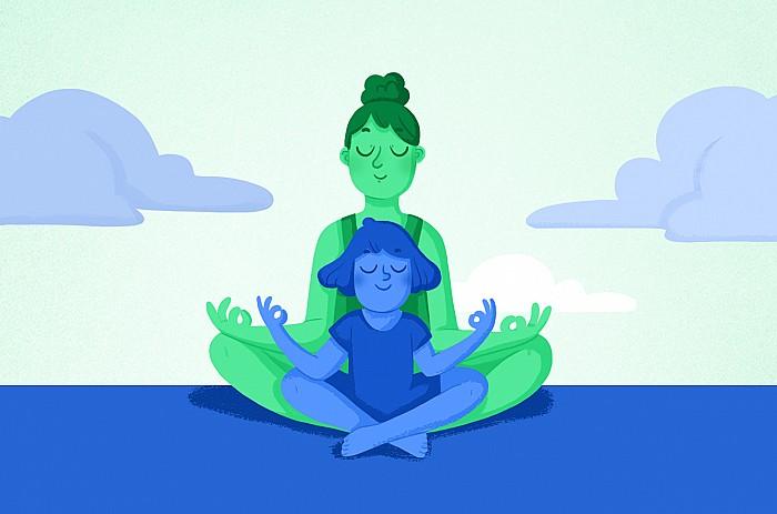 Imatge Mindfulness a l'aula