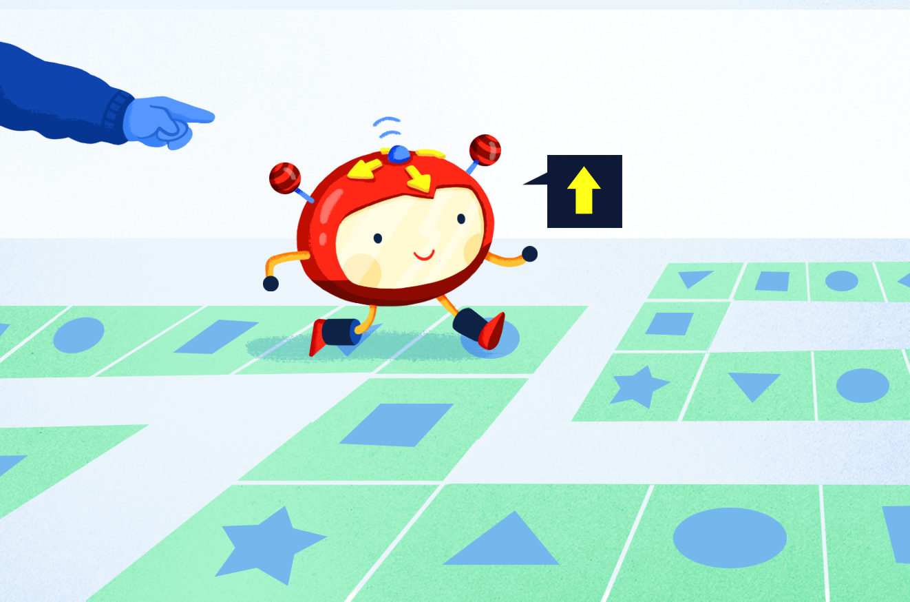 Imatge del cursRobòtica i Programació a l'educació infantil i al cicle inicial de primària