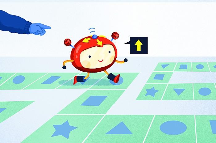 Imatge Robòtica i Programació a l'educació infantil i al cicle inicial de primària